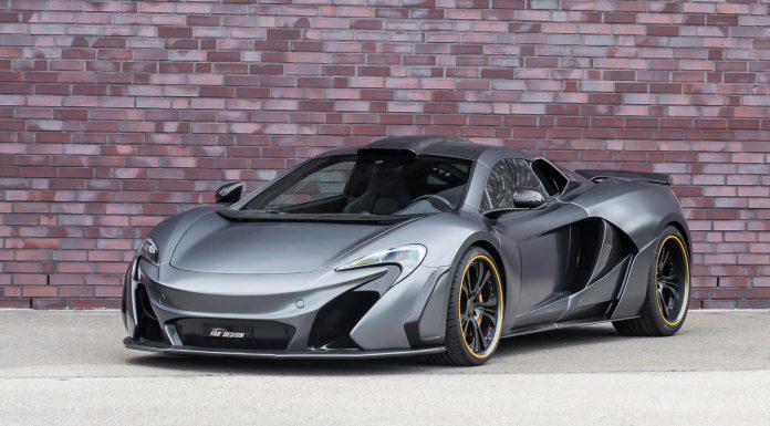 Crazy FAB Design McLaren 650S