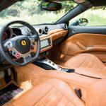 2016 Ferrari California T interior
