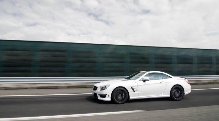 Mercedes SL 63 AMG Rolling I