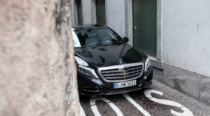 Mercedes-Maybach S600 Bellagio