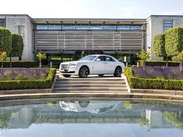 Rolls-Royce Ghost Series II SG50 For Singapore front