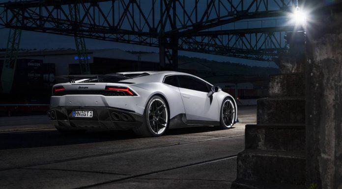 Official: Novitec Torado Lamborghini Huracan