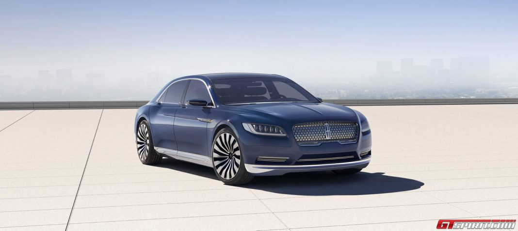 Lincoln Continental to be made in Michigan