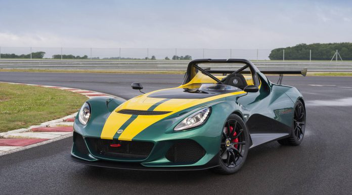 Lotus crossover getting 3-Eleven inspired design