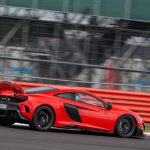McLaren 675LT Air Brake