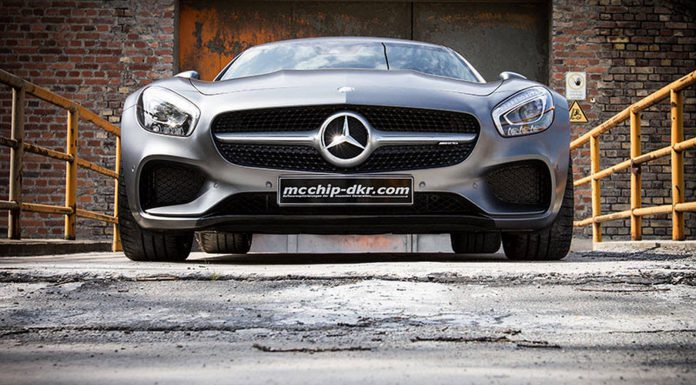 Mercedes-AMG GT S by MCChip-DKR