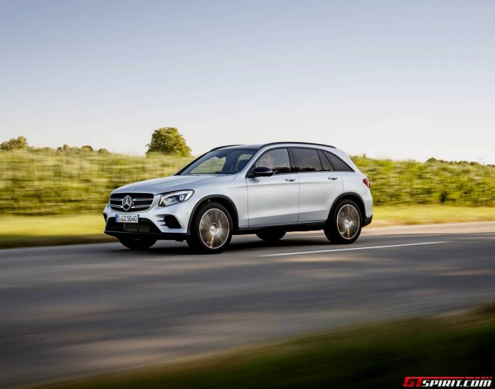 Mercedes-Benz believes SUV boom will continue