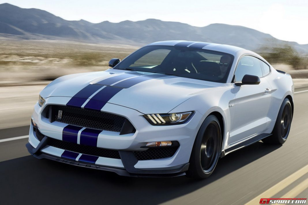 Ford Mustang Shelby GT350 weight figures released