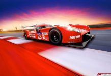Nissan pondering the future of its LMP1 program