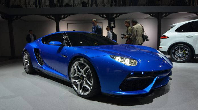 Lamborghini Asterion won't make production