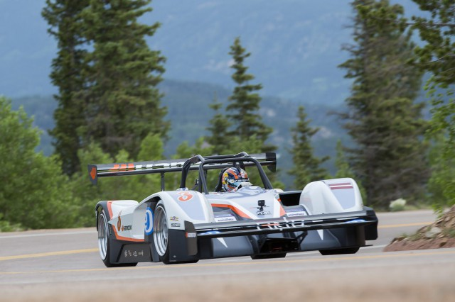 Rhys Millen Pikes Peak International Hill Climb 2015