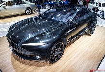 Aston Martin DBX could be produced in Wales