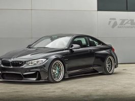 TAG Motorsports BMW M4 front