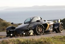 Tramontana launching in the UK at Salon Prive