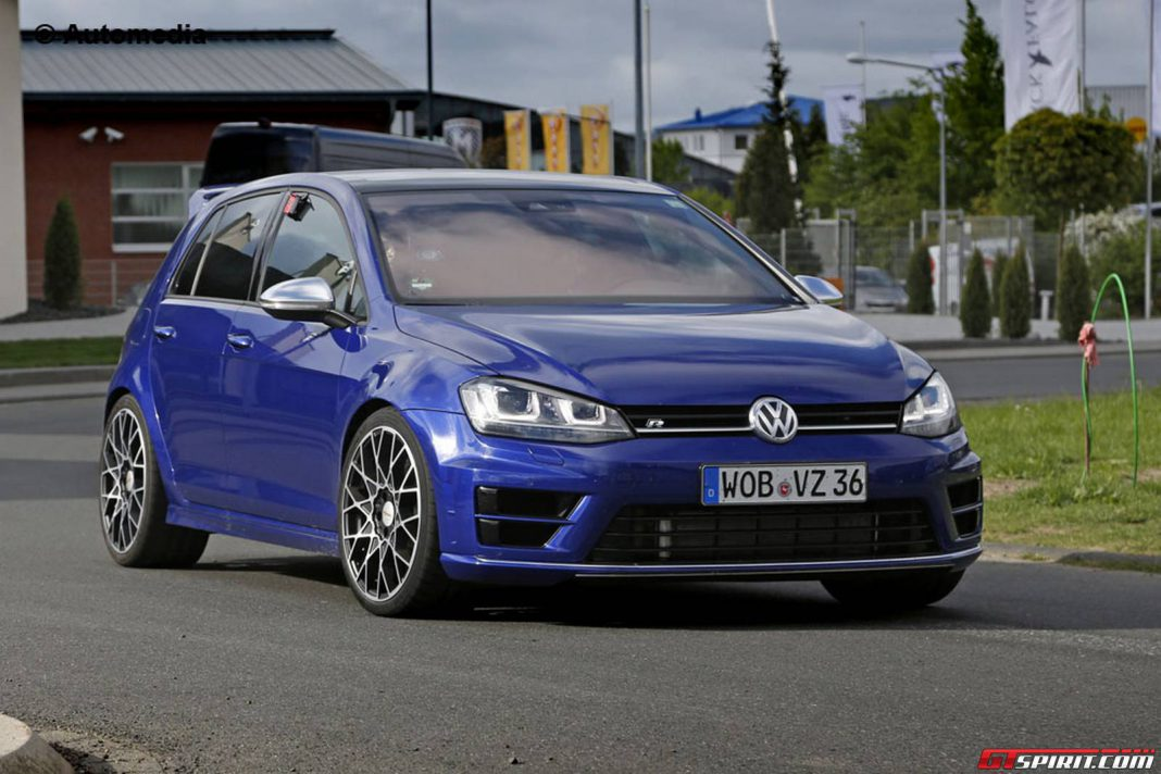 Volkswagen Golf R400 production to be limited