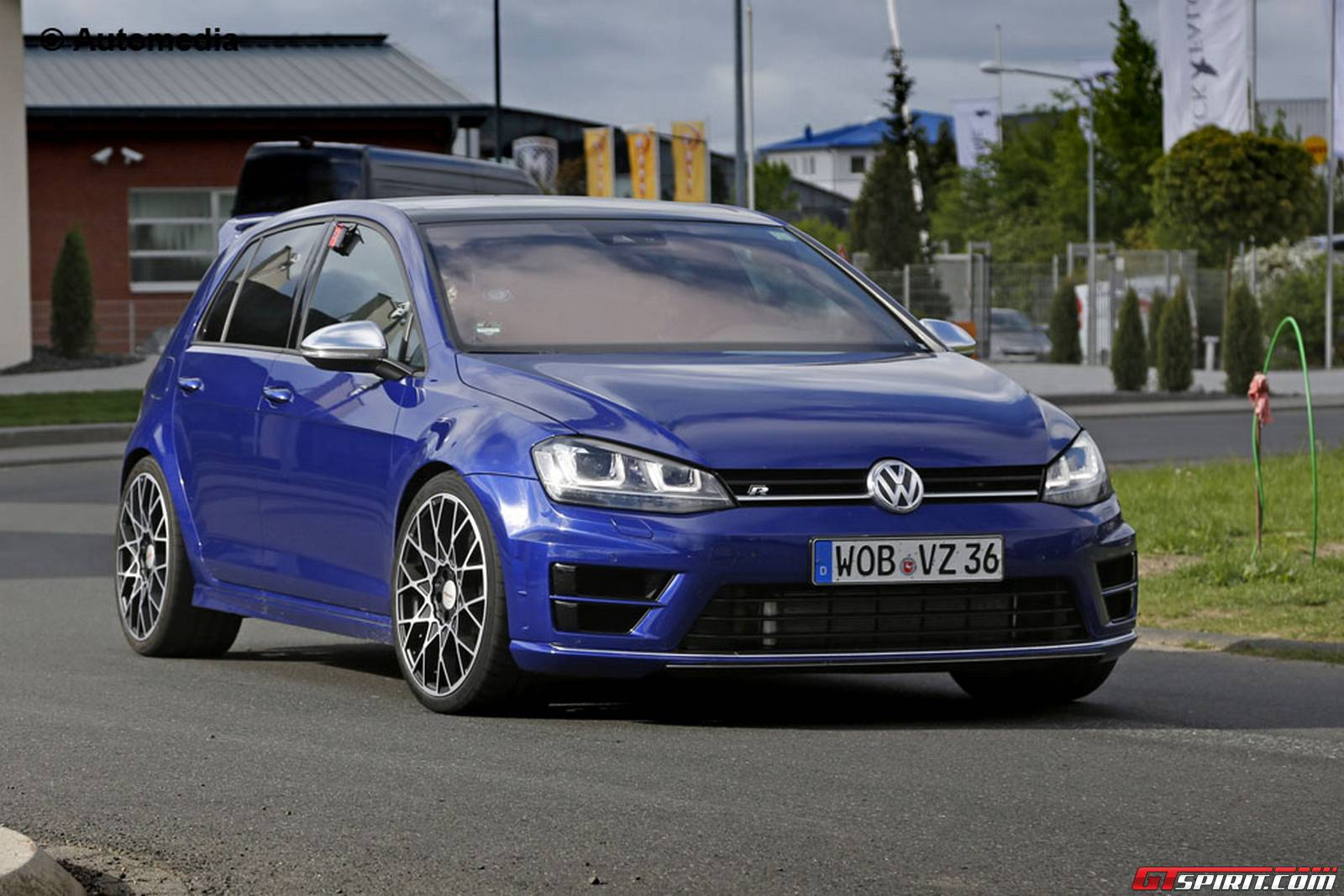 volkswagen golf r400 production to be limited gtspirit