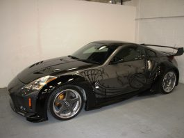 DK's Nissan 350Z from Tokyo Drift For Sale at £149,995