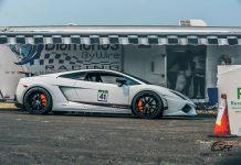 Twin Turbo Lamborghini Gallardo Superleggera