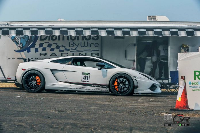 Twin Turbo Lamborghini Gallardo Superleggera