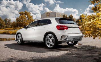 Carbon Pro Mercedes-Benz GLA