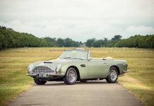 Preview: Silverstone Auctions at Salon Prive 2015