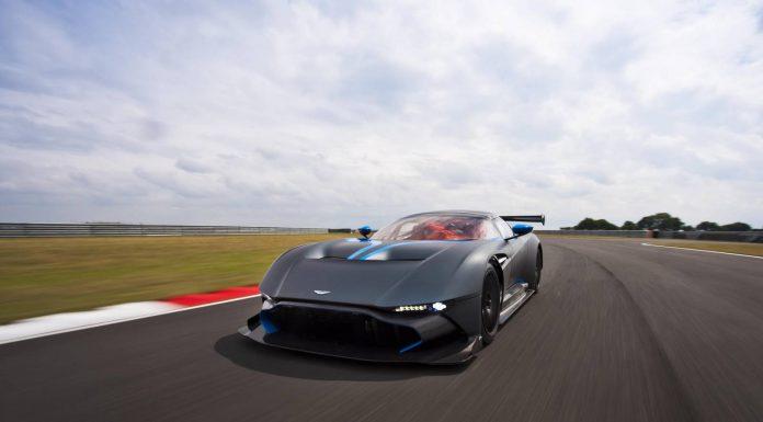 Mean Aston Martin Vulcan