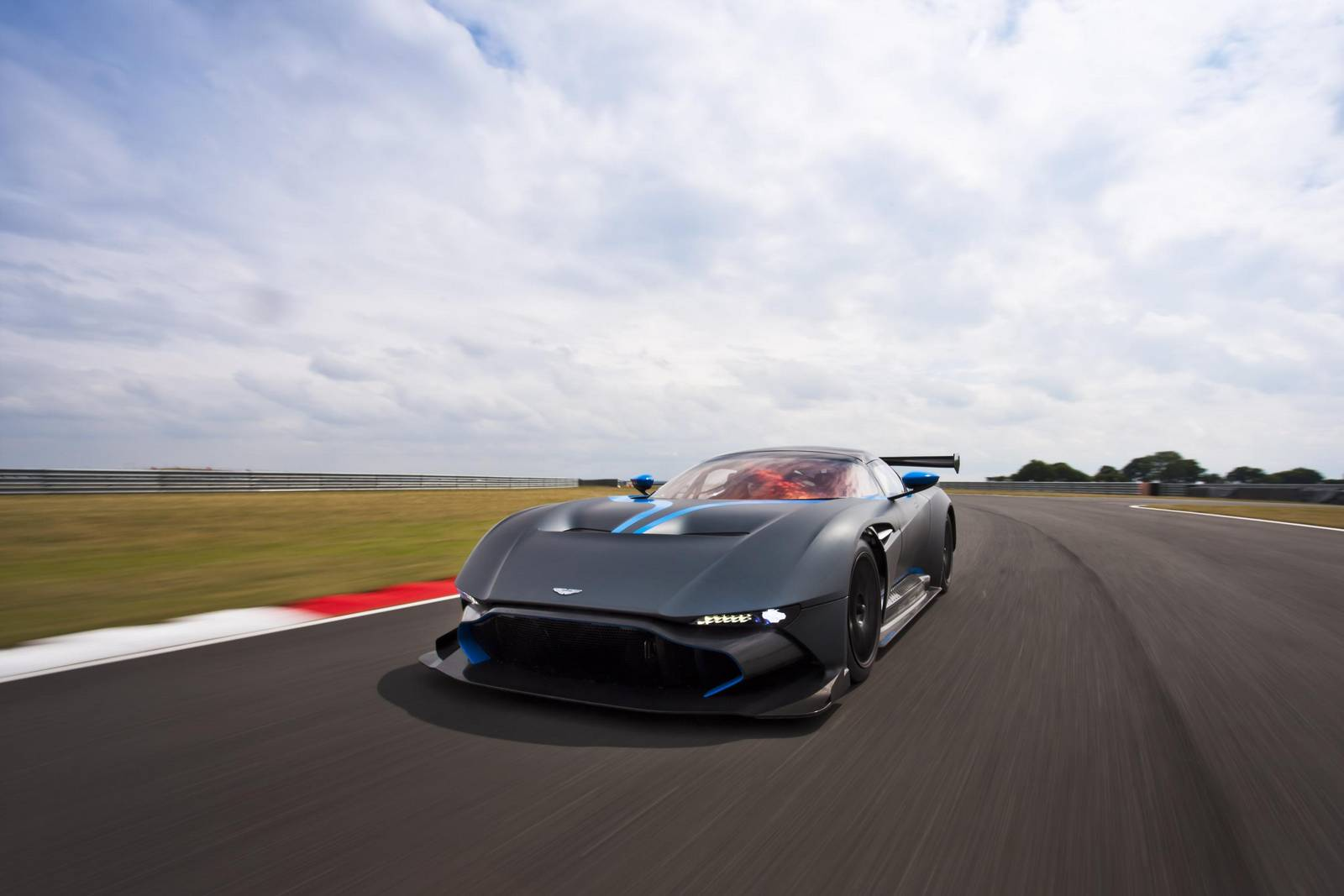 Aston Martin Vulcan Heading To Pebble Beach 2015 Gtspirit