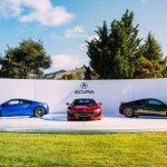 Acura NSX Pebble Beach 2015