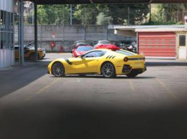 2016 Ferrari F12 GTO Snapped Ahead of Frankfurt Debut!