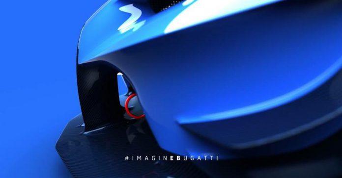 Bugatti Vision Gran Turismo teaser 2