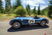 Jaguar C-Type Works Lightweight sells for $13.2 million