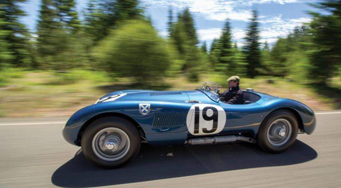 Jaguar C-Type Works Lightweight sells for $13.2 million
