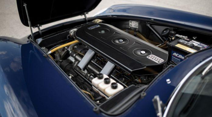 1967 Ferrari 275 GTB/4 Scaglietti Could Fetch $4 Million at Auction engine