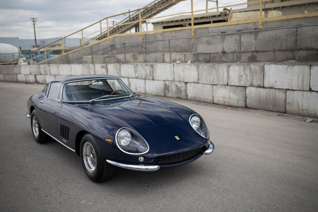 1967 Ferrari 275 GTB/4 Scaglietti Could Fetch $4 Million at Auction front