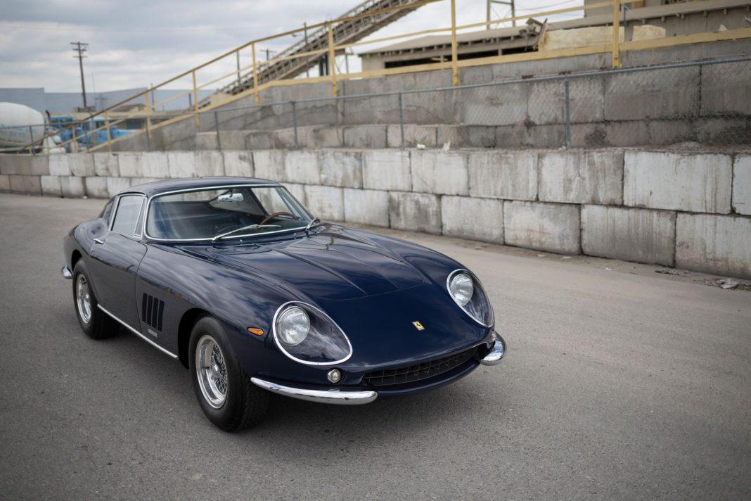 1967 Ferrari 275 GTB/4 Scaglietti Could Fetch $4 Million at Auction front