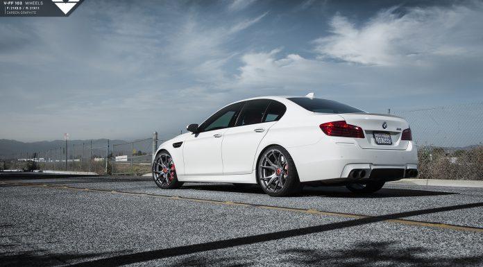 Vorsteiner BMW M5 rear
