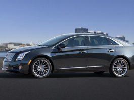 2014 Cadillac XTS to continue until 2018