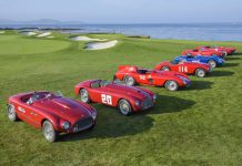 2015 Pebble Beach Concours d'Elegance Highlights
