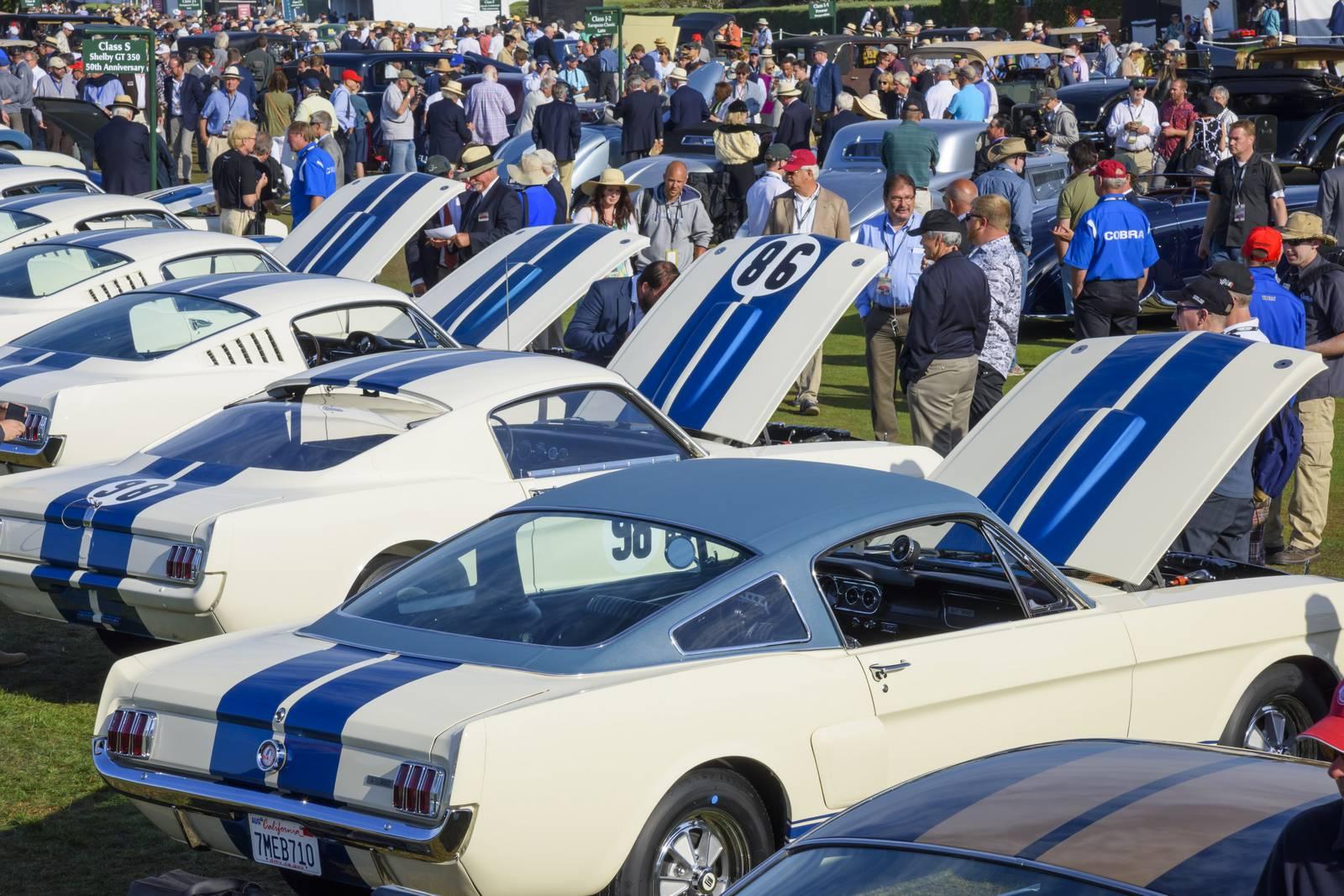 Pebble Beach Car Show >> 2015 Pebble Beach Concours D Elegance Highlights Gtspirit