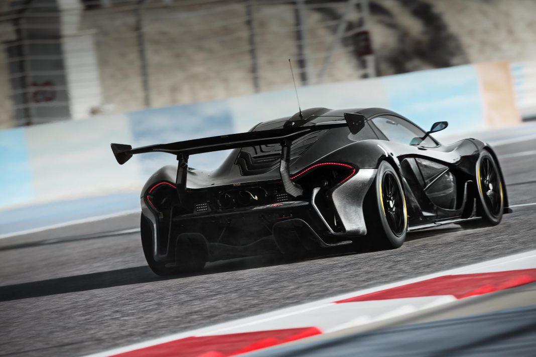 McLaren P1 GTR Driver Programme Calendar Revealed
