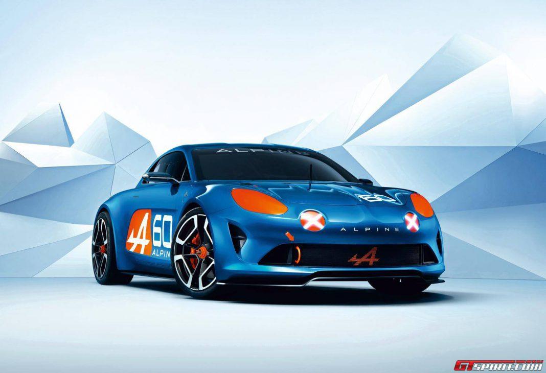 Renaultsport to Tune Alpine Sports Car