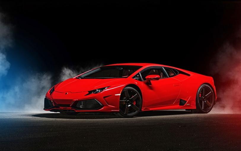 Ares Design Lamborghini Huracan