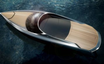 Aston Martin Powerboat