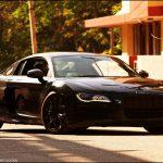 Audi R8 V10 Bangalore Black
