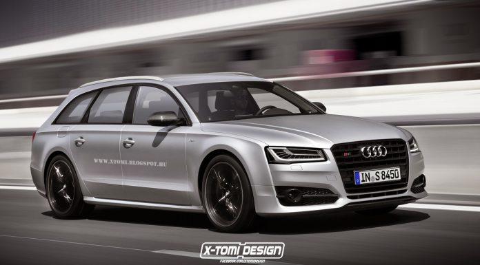 Audi S8 Avant Plus2