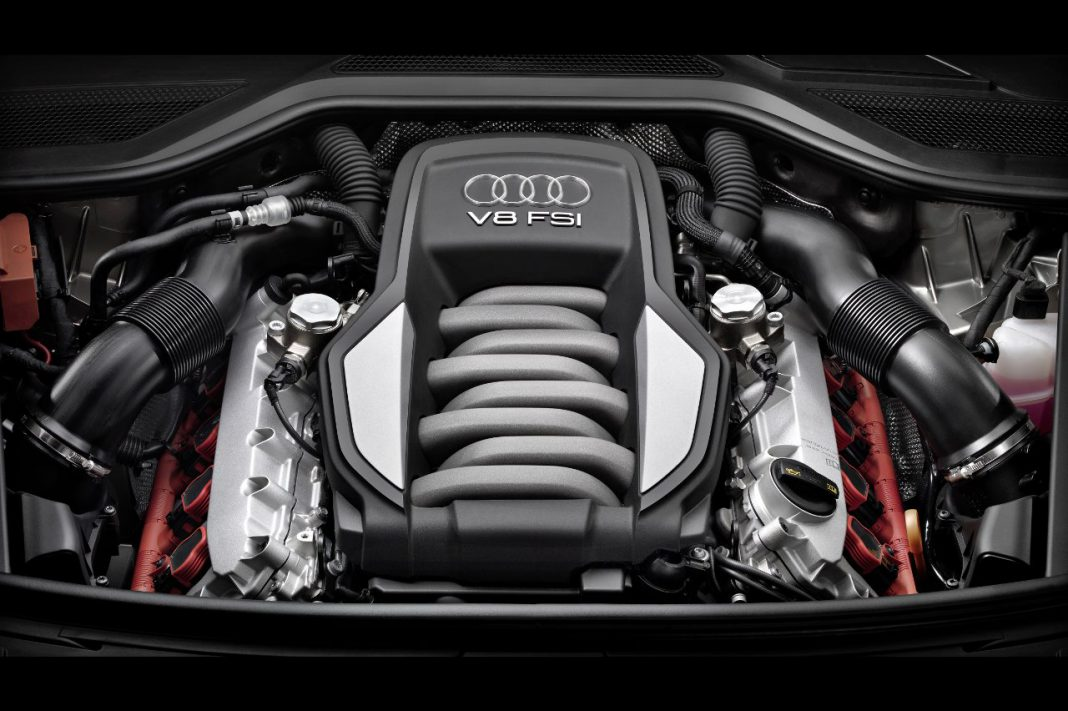 Audi and Porsche developing V6 and V8 engines