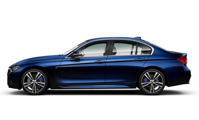 BMW 340i 40th Anniversary Edition