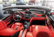 Carlex Design BMW 4-Series Convertible