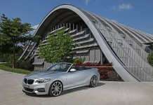 BMW M235i Convertible tuned