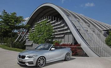 BMW M235i Convertible tuned